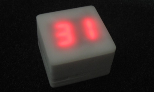 2-digit Electronic Die
