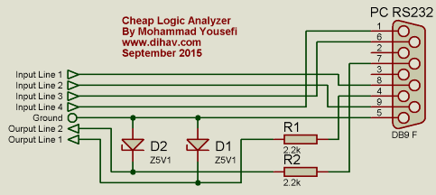 Cheap Logic Analyzer